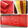 Waterproof PVC Tarpaulin for Industrial Curtain Walls
