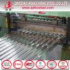 24 Gauge Aluzinc Coated Corrugated Roofing Steel Sheet