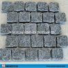 Popular Design of G654 Meshed Granite Paver