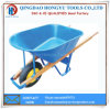 South America Market Wheel Barrow with Wooden Handlebar