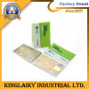 Customized Eco-Friendly PVC Bank Card Holder with Logo Branding