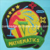 High Quality Mathematics Embroidery Patch
