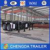3 Axle 20FT 40FT Container Transport Skeletal Skeleton Trailer