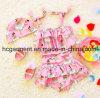 Baby′s Girl Printed Lovely Bikini, Kids Swimming Wear