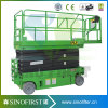 8m, 300kg Self Propelled Electric Lift Platform Scissor Lifter