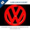 Car 4D LED Logo Badge Light for VW Volkswagen