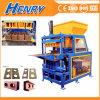 Hr4-14 Hydraulic Concrete Block Making Machine with Siemens Motor Clay Brick Making Machine