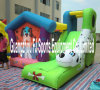 Inflatable dog bouncer, dog bounce house, tiger bounce house
