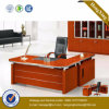L Shape Wooden Legs Director Office Desk (NS-NW071)