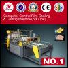 6 Line Computer Control Auto Punching Bag-Making Machine