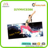Natural Rubber Yoga Mat with Microfiber Coating, Digital Printing