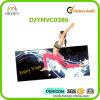 Natural Rubber Yoga Mat with Microfiber Coating, Digital Printing