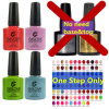 Ibn Top Selling 3 in 1 Gel Polish Without Base Coat and Top Coat