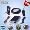 Car Alarm Systems with Rechargeable Backup Battery and Free APP (Tk108-KW)