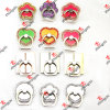 Assorted Cellphone Ring Holder for Promotional Gift (SPH12-16)