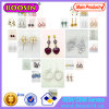 Wholesale Elegant Lady's Gorgeous Alloy Costume Earrings
