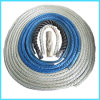 Mooring Rope for Ship Using High Strength & Light Weight Yarn