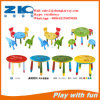 Colorful Plastic Round Table for Kids on Sell