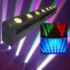 8 Heads RGBW LED Moving Head Beam Light