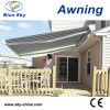 High Quality Prefab Polyester Retractable Awning (B4100)
