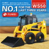 Multi-Function Skid Steer Loader with Optional Attachments for Sale Ws50 Skid Steer Loader
