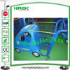 Stylish Supermarket Kids Fun Shopping Kiddie Trolley