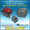 Rocker Switches (DPST) BS-951-5