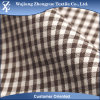 Wholesale Cotton Checker Polyester Tc Fabric for Shirt/Tablecloth