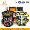 2017 fashion Custom Embroidery Badge with Hand Embroidered