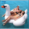 60 Inch 1.5m Giant White Swan with Handle Inflatable Water Float Pool