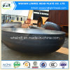 Cold Formed Large Diameter Dished Elliptical Head for Water Treatment