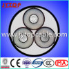 Medium Voltage Cable 15kv Aluminum Cable 3X95mm with Ce Certificate