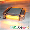Traffic Signal Lights LED Strobe Amber Emergency Warning Mini Strobe Light Bar Magnetic Base