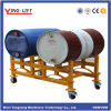 Steel Frame Material Drum Stacking Rack Dolly
