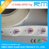Dia25mm Mobile Phone Programmable Ntag213 RFID NFC Sticker