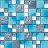 Wall Peel and Stick Backsplash Mosaic Tiles for Kitchen Decorate