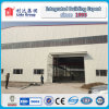 Abu Dhabi Galvanized Steel Structure Prefabricated Warehouse