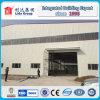 Abu Dhabi Galvanized Steel Structure Prefabricated Warehouse
