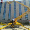 Electric Lift Table Hydraulic Trailer Mounted Articulated Boom Lift