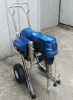 Electric Piston Pump High Pressure Airless Paint Spraying Machine