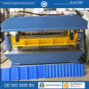 Double Layer Metal Clod Roll Forming Machine