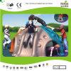 Kaiqi Children′s Plastic Climbing Slide Play Set for Playground (KQ50142B)