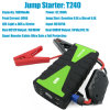Portable Car Jump Starter with Lithium Battery
