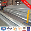 Galvanized Steel Electric Pole for 22kv and 33kv Power Pole Transmission/Distribution
