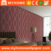 Home Wall Decoration Wallpaper Wallcovering Vinyl Hotel