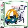 Supermarket Child Kiddie Shopping Trolley with Basket