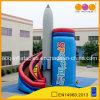 Inflatable Rocket Curve Slide (aq1123-1)