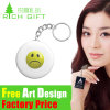 OEM Custom Soft Emoji Key Chain Cheap Emoticon Keyring