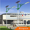 8m Pole 52W Solar LED Street Lamps with 5years Warranty