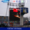 High Definition P6 1/8s SMD Outdoor RGB LED Panel